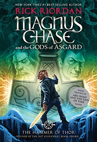Sách - Magnus Chase And The Gods Of Asgard #2: The Hammer Of Thor - Phương Nam Book
