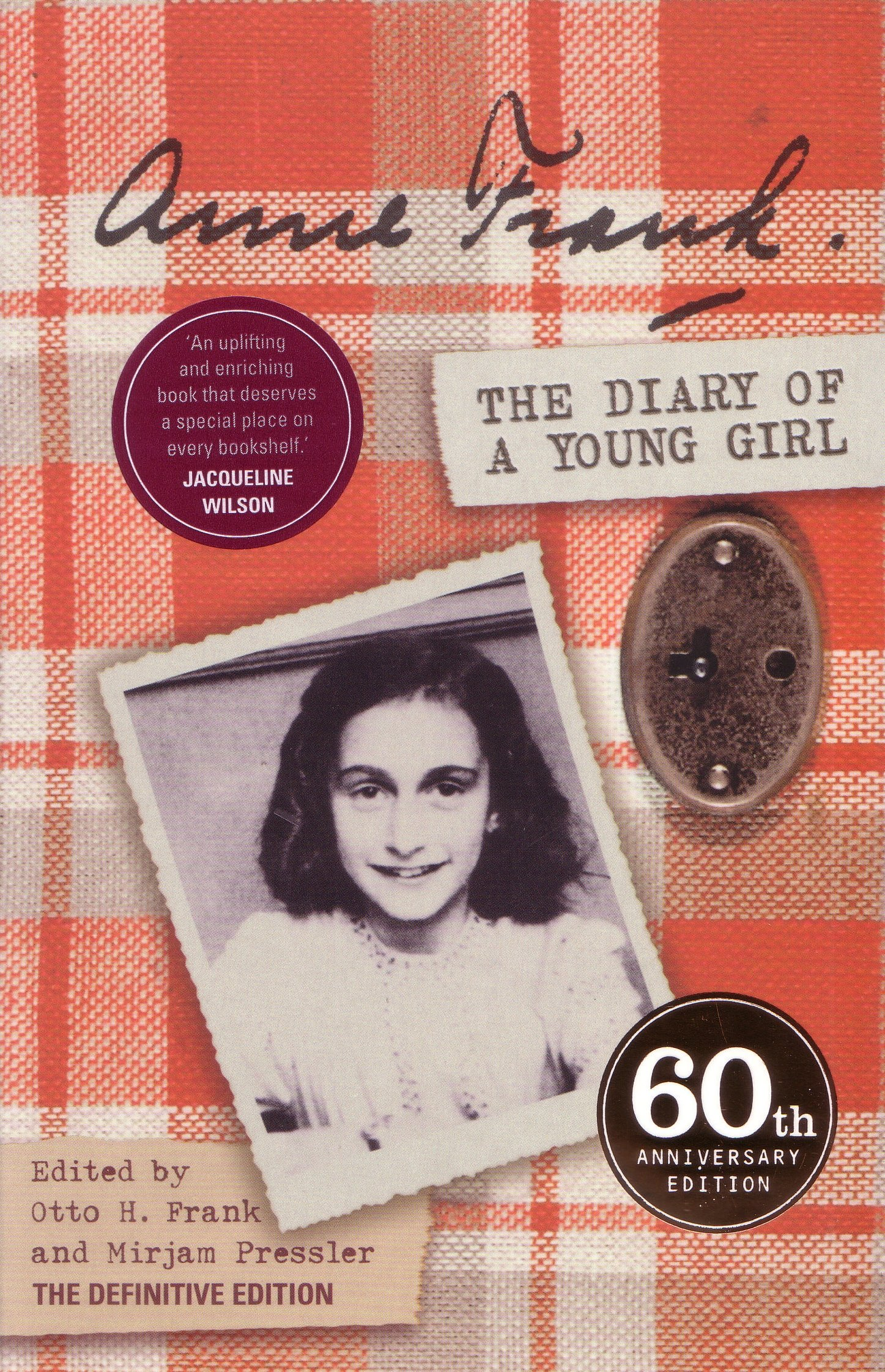Sách - The Diary of a Young Girl: Definitive Edition (Puffin modern classics) - Phương Nam Book
