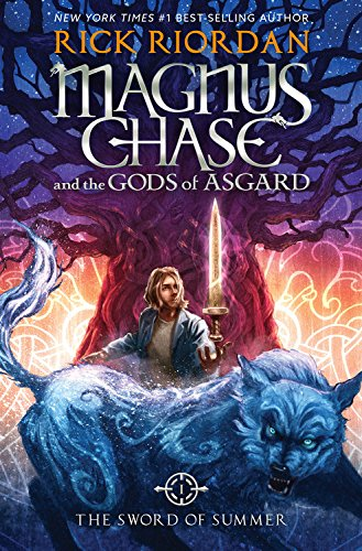 Sách - Magnus Chase And The Gods Of Asgard #1: The Sword Of Summer - Phương Nam Book